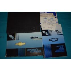 1996 S-10 Blazer