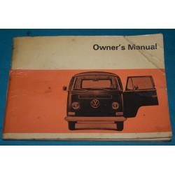1968 Volkswagen Transporter type 2