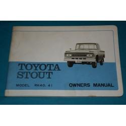 1960-1963 Toyota Stout