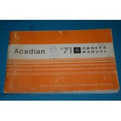 1971 Acadian