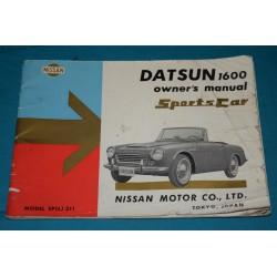 1967 Datsun SP(L)311