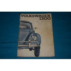 1966 Volkswagen Bug Type 1