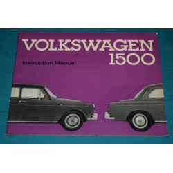 1963 Volkswagen 1500