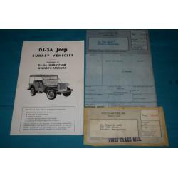 1959 DJ-3A Surrey Supplement