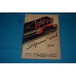 1940 Lincoln Zephur V12