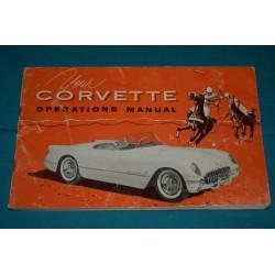 1953 / 1954 Corvette