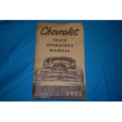 1955 Chevrolet Truck ( 1st Series )