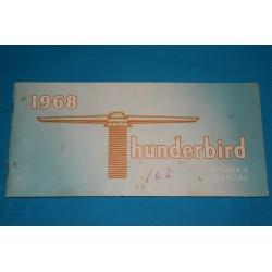 1968 Thunderbird