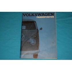 1963 Volkswagen Transporter ( Micro Bus ) type 2