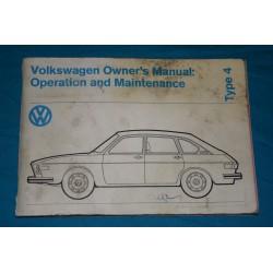 1974 Volkswagen Type 4
