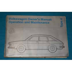 1973 Volkswagen Type 4
