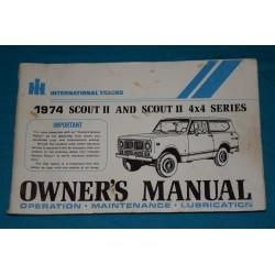 1974 International Scout-II