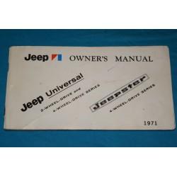 1971 AMC Jeep