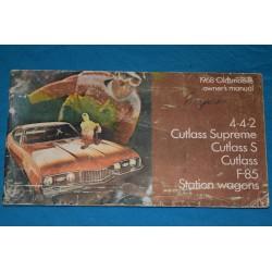 1968 Cutlass 442
