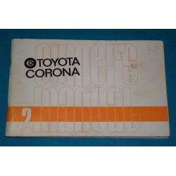 1972 Toyota Coronoa