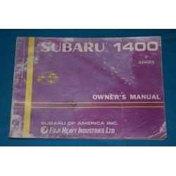 1972 Subaru 1400