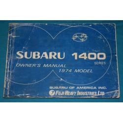 1974 Subaru 1400