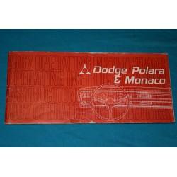 1967 Monaco / Polara