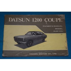 1970 Datsun 1200 Coupe