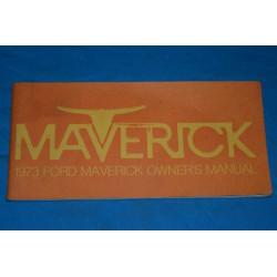 1973 Maverick