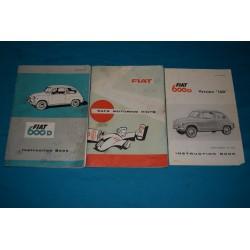 1966 Fiat 600D
