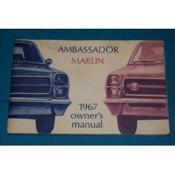 1967 AMC Marlin & Ambassador