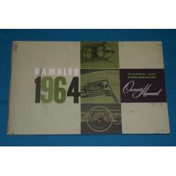 1964 AMC Rambler Classic & Ambassador