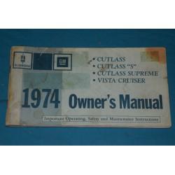 1974 Cutlass 442