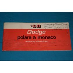 1968 Monaco / Polara