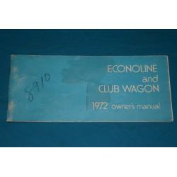1972 Econoline / Club Wagon
