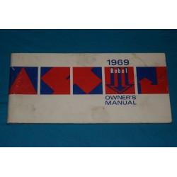 1969 AMC Rebel