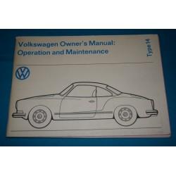 1974 Volkswagen Karmann Ghia Type 14