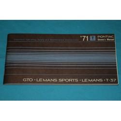 1971 GTO / Lemans