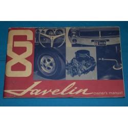 1968 AMC Javelin / AMX